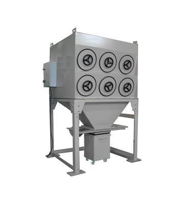 HGHL-6滤筒除尘器