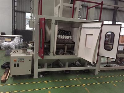 HGGY-1623辊轮类专用喷砂机生产线