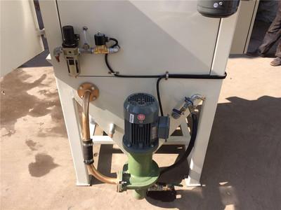 HGSS-3D无尘水喷砂机